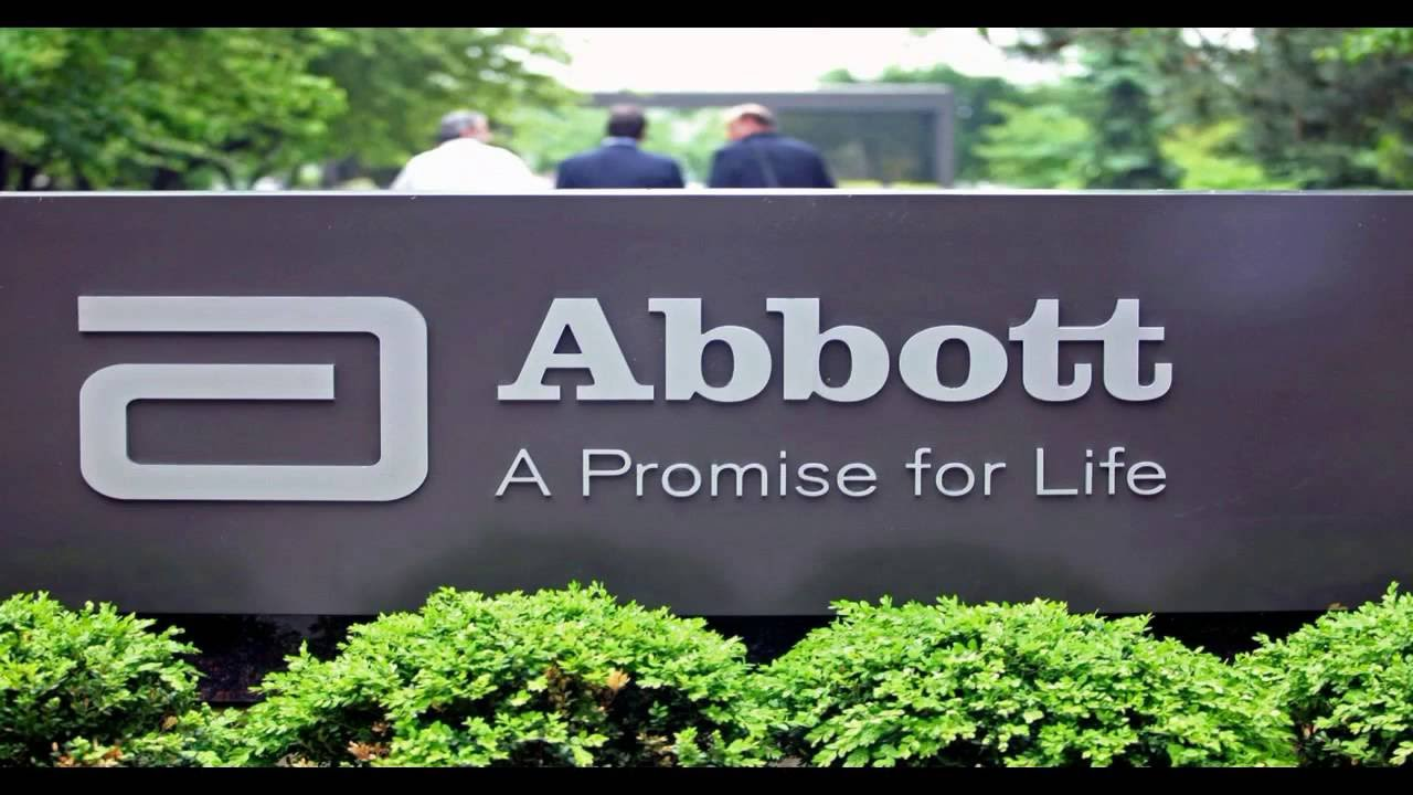 Abbott Laboratories A Diversified Health Care Products Company
