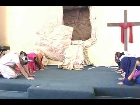 Resurrection Drama - El Sendero de la Cruz Church of Los Angeles