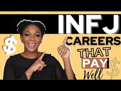 ULTIMATE infj careers that make money in 2021 for millennial women