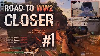 ROAD TO WW2 CLOSER #1 | MY BEST CLIP SO FAR