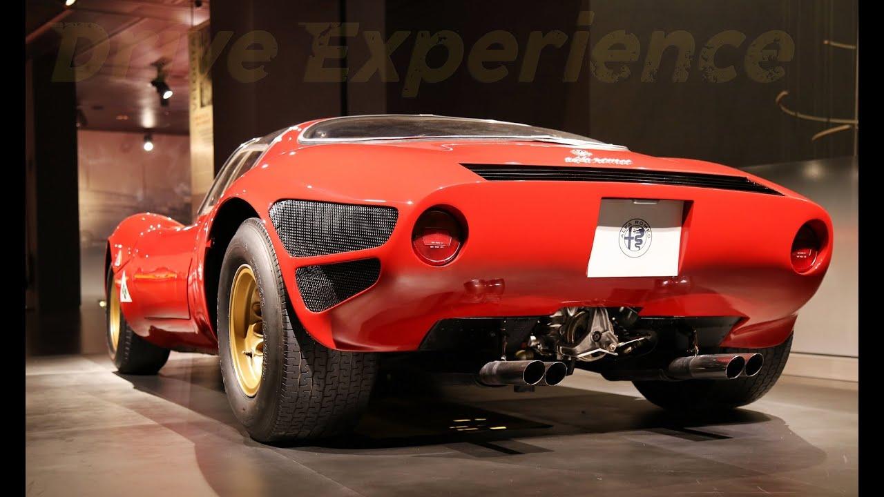 Alfa Romeo 4C >> Museo Storico Alfa Romeo - Davide Cironi e Giorgio ...