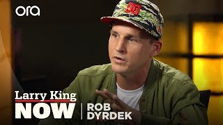 Repeat youtube video Squashing The Beef With Daniel Tosh | Rob Dyrdek | Larry King Now - Ora TV