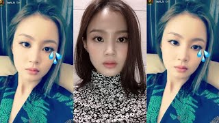 Cover images 이하이(LEE HI) 서울세션즈 I'm Different + 1.2.3.4 2019.7.28. 4/5