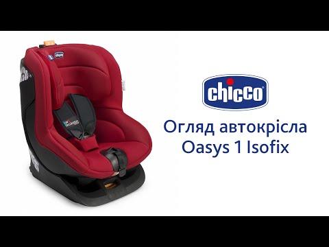 Автокресло Oasys 1 Isofix
