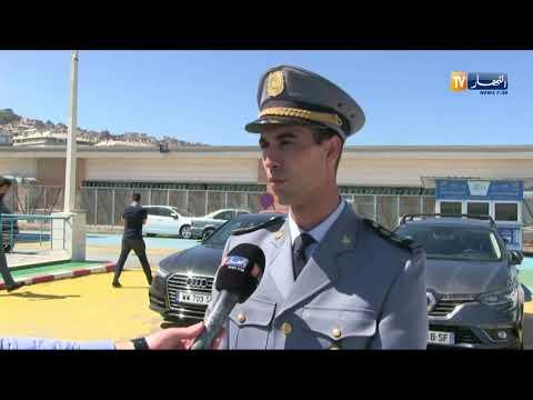 تسريح السيارات المستوردة بالبطاقة القنصلية التي كانت محجوزة في مانئ الجزائر