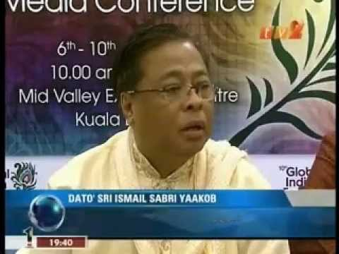 Global Indian Shopping Festival 2012 : Coverage by TV2 Tamil News