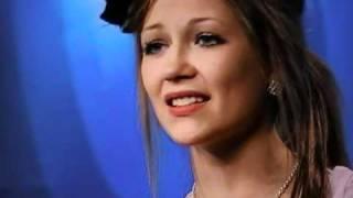 Elena Seppänen Tampereen koelauluissa  (Idols 2011)