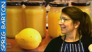Amazing Lemon Curd Jelly ★ Great Recipes ★ Sprig Barton