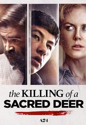 Resultado de imagem para the sacrifice of a sacred deer