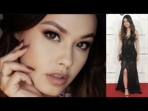 Get Ready with Me for the Red Carpet: Full Blown GLAM Smokey Eye