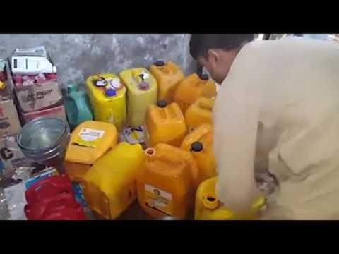 Fake Shell Oil