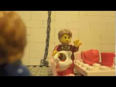 LEGO Doctor Who Christmas Special 2013 Official TRAILER