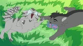 •ЧО•[Коты-воители] Серебрянка - клип TRNDSTTR