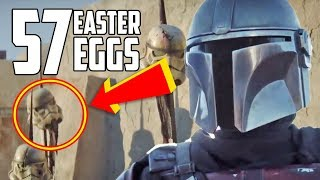 The Mandalorian Easter Eggs: Every Star Wars Reference From the New Trailer