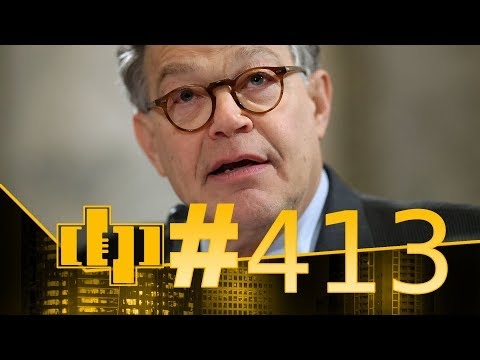 Al Franken Resigns - Elves Are REAL! -  McRib Girl - and MORE! DPP #413