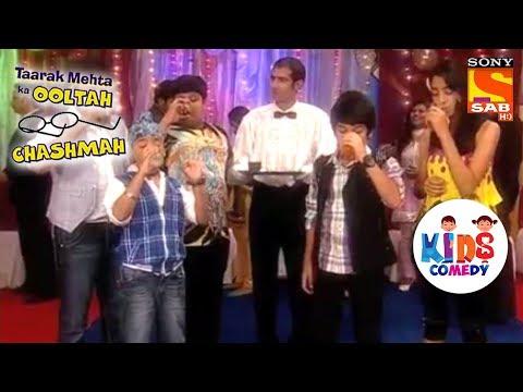 Tapu Sena In Party Mode | Tapu Sena Special | Taarak Mehta Ka Ooltah Chashmah