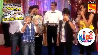 Tapu Sena In Party Mode   Tapu Sena Special   Taarak Mehta Ka Ooltah Chashmah