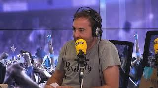 Raúl Pérez lo parte en Carrusel: Carmena, Michael Robinson, Ramos, Echenique, Rivera...