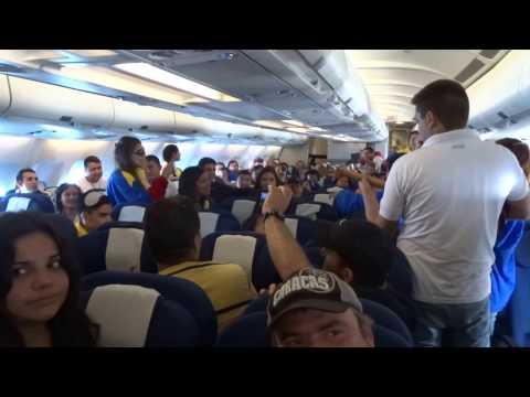 Vuelo de Air France - Orquesta Sinfónica Simón Bolívar de Venezuela