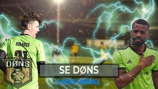 SE DONS | 5 A SIDE FOOTBALL | 'I WANNA WIN EVERY GAME I PLAY'