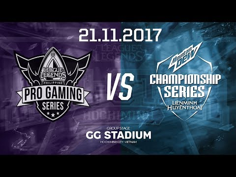 [21.11.2017] Philippines vs Vietnam [Group Stage][AllStar 2017]
