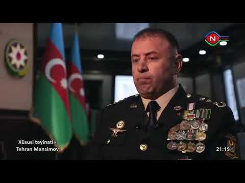 Герой Карабахской войны - Полковник СПЕЦНАЗА Техран Мансимов об освобождении г. ШУША.