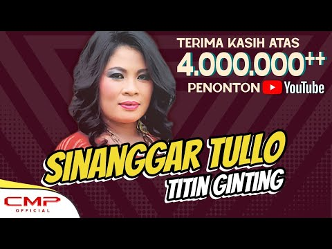 Titin Ginting - Sinanggar Tullo (Official Lyric Video)