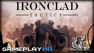 Ironclad Tactics Gameplay PC HD