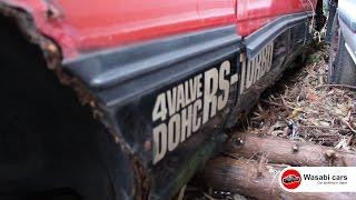 Junkyard Find: A Gutted 1983 Nissan Skyline DR30 RS-Turbo