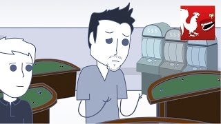 Hahn Zähne Animierten Abenteuer - Joel & Matt Nehmen einem Spill