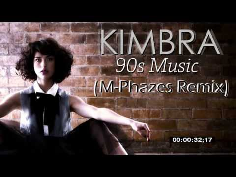 Kimbra - 90s Music (M-Phazes Remix) AUDIO HD HQ