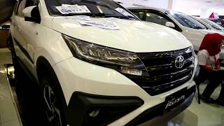 New Toyota Rush TRD Sportivo 2018,white colour