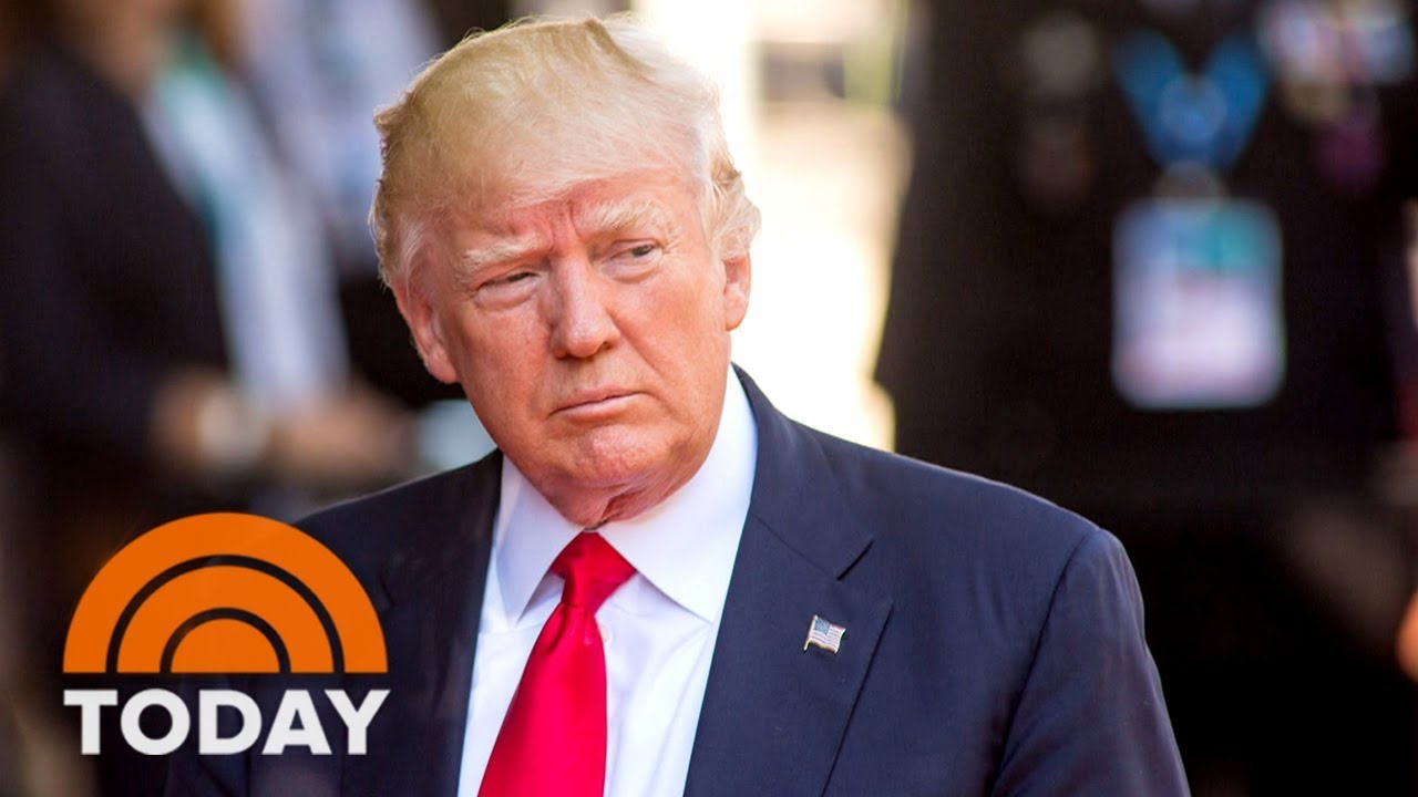 President Trump Faces Questions For Reportedly Trying To Fire Robert Mueller | TODAY
