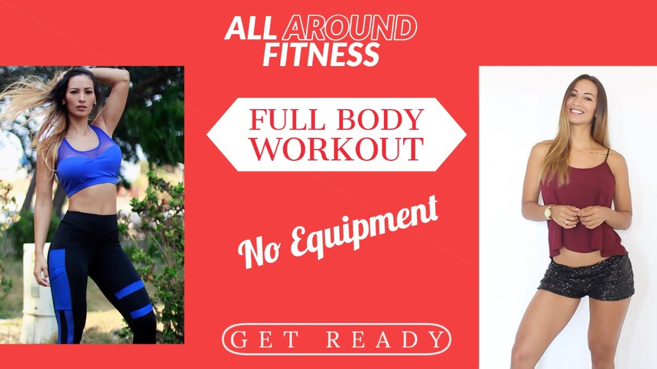 FULL BODY WORKOUT | No Equipment