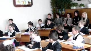 Урок чтения в 1 классе