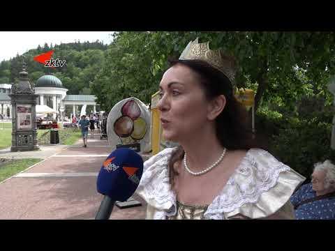 1. ročník Lázeňského karnevalu na ulici