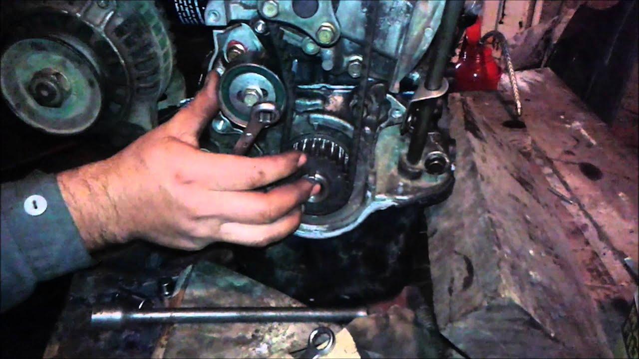 Ford Mustang Temperature Sensor Timing Belt