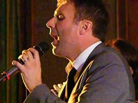 Jonathan Wilkes singing