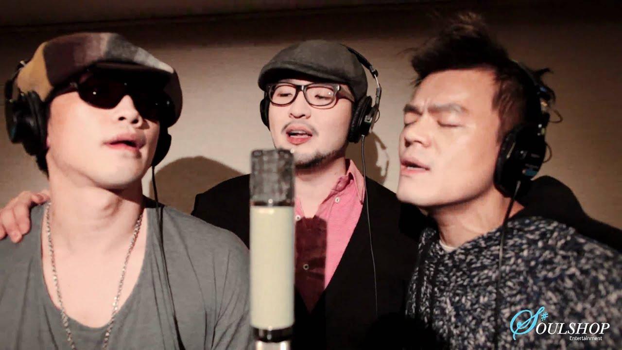 김태우(Kim Tae Woo) - Brothers&Me (With JYP & Rain)