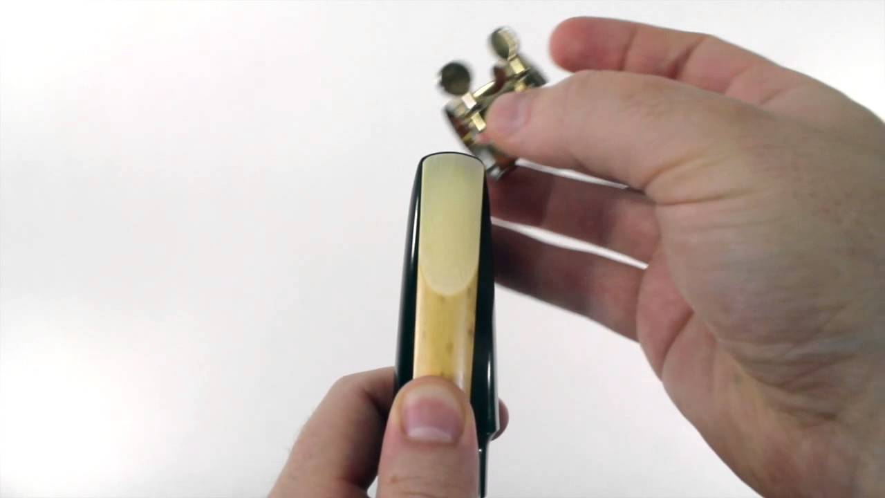Alto Saxophone Reeds : alto sax beginner lesson 2 how to assemble mouthpiece reed and neck youtube ~ Vivirlamusica.com Haus und Dekorationen
