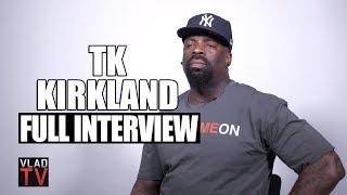 TK Kirkland on VladTV Comments, Suge Knight, Tank, Cam Newton, Paul Mooney (Full Interview)