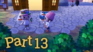Let's Play Animal Crossing: New Leaf Part 13 - Wir sind online!