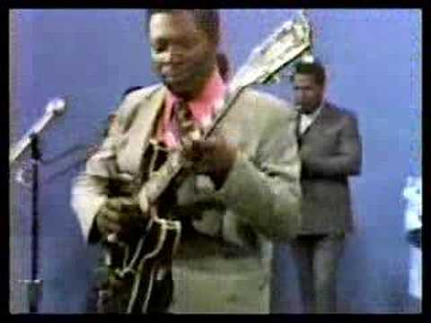 BB King, The Thrill is Gone