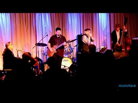 Anthony Geraci and the Boston Blues All-Stars Live @ The Bull Run 10/2/15