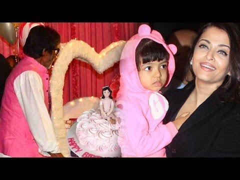 Aaradhya Bachchan Birthday Party 2016 | Aishwarya Rai Bachchan's Perfect birthday Party for Aaradhya