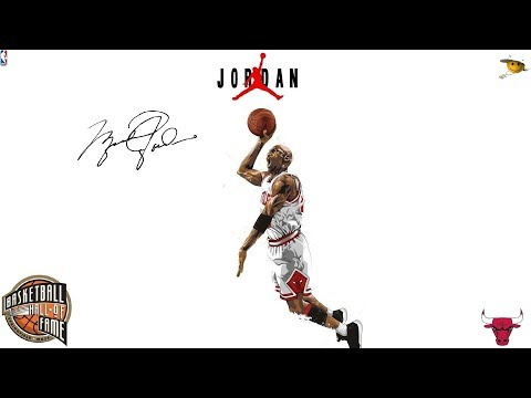 Michael Jordan (The Greatest Player of All Time)  NBA Legends
