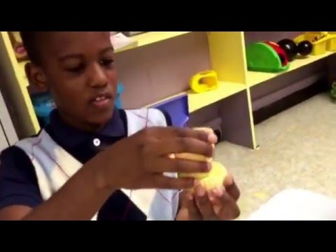 Global Purpose Academy Students Make Edible Tea Cups