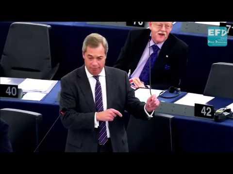 A Democratic Revolution Has Begun - Nigel Farage MEP