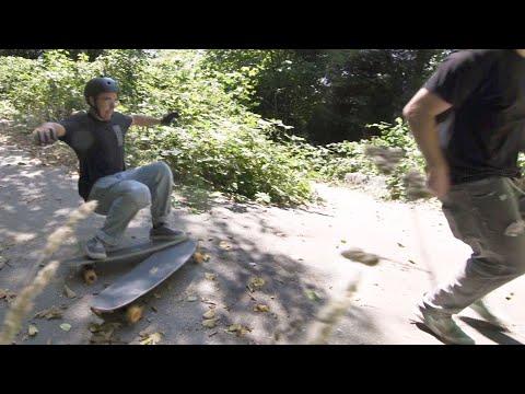 LONGBOARD CRUISER DAY - Ripper & Dipper with Alex & Clayton