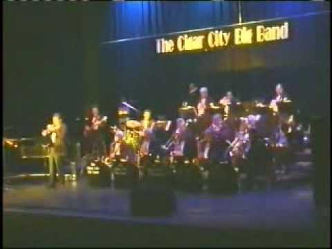 My Funny Valentine---Andy Reese and The Cigar City Big Band music